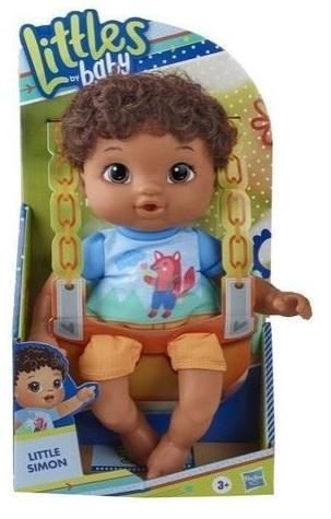 BONECA BABY ALIVE LITTLE SIMON