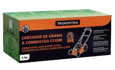CORTADOR GRAMA TRAMONTINA COMBUSTAO 45CC