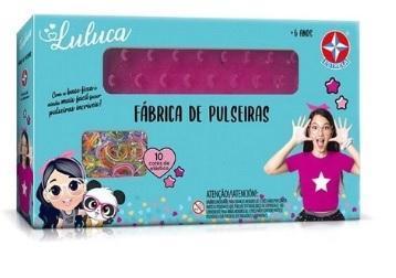 FABRICA PULSEIRAS ESTRELA LULUCA
