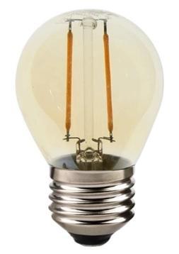 LAMPADA AVANT LED RETRO 2W BOLINHA G45