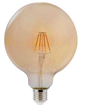 LAMPADA AVANT LED RETRO 4W GLOBO G125