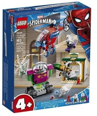 LEGO MARVEL AMEACA MYSTERIO 76149