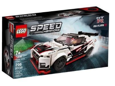 LEGO SPEED CHAMPIONS NISSAN GT-R 76896
