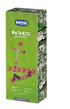 PATINETE MOR JUVENIL ROSA 40600331