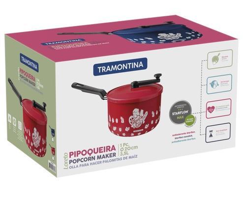 PIPOQUEIRA TRAMONTINA 3,5L LORETO VER