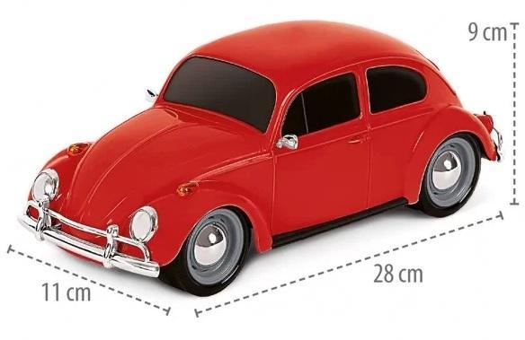 SUPER CARROS POLIPLAC FUSCA 6105