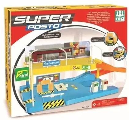 SUPER POSTO NIG  0320