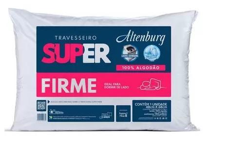 TRAVESSEIRO ALTENBURG SUPER FIRME