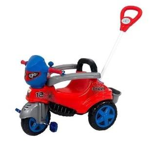 TRICICLO MARAL BABY CITY SPIDER 3148