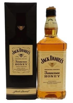 WHISKY JACK DANIELS 1L HONEY