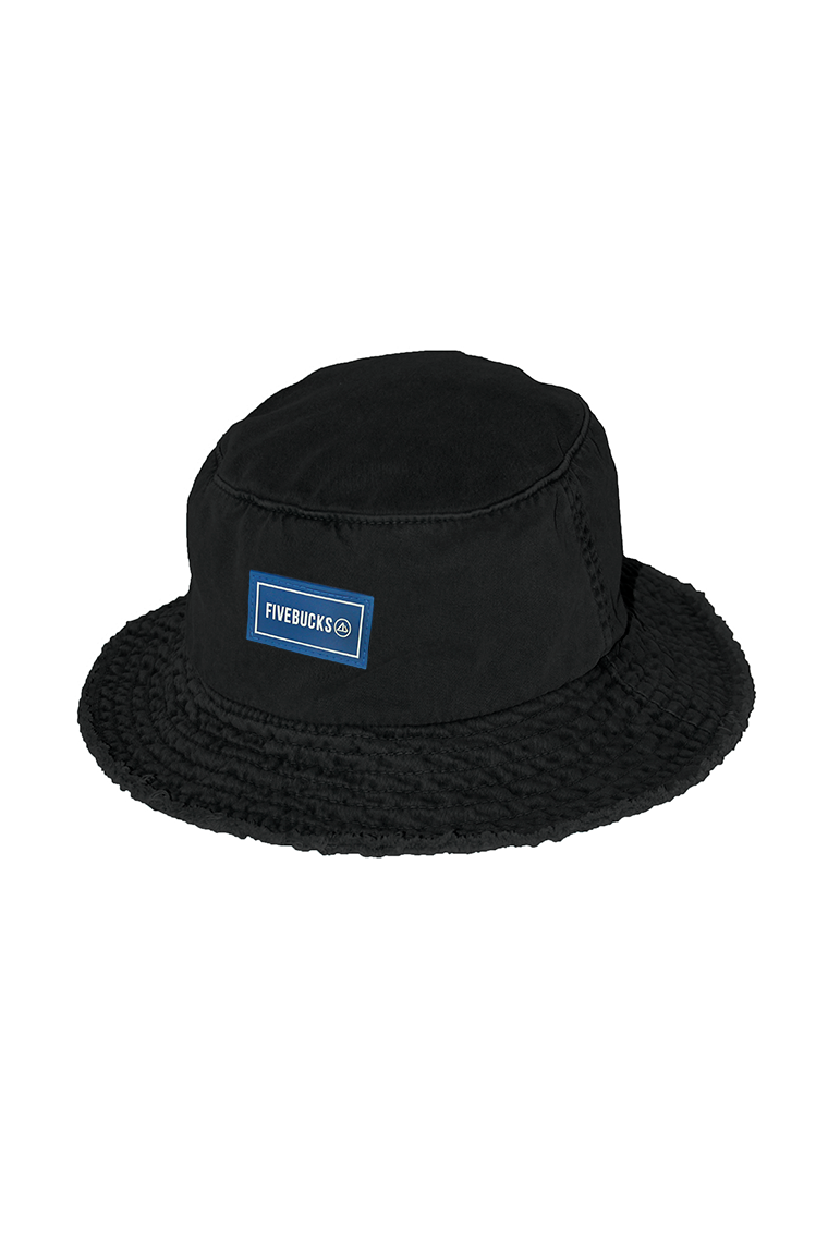 Bucket Hat Five Preto