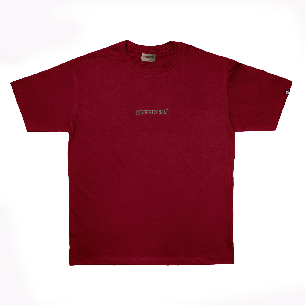 Camiseta ART.01 Bordô