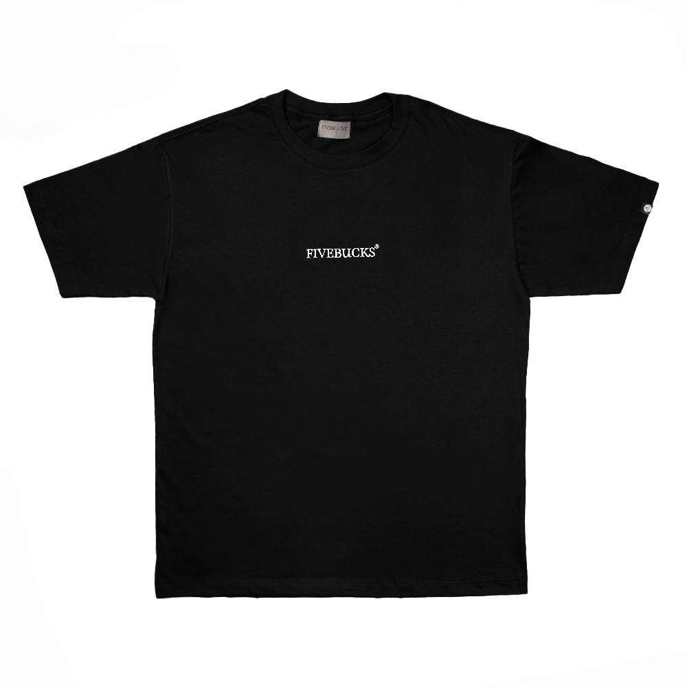 Camiseta ART.01 Preta