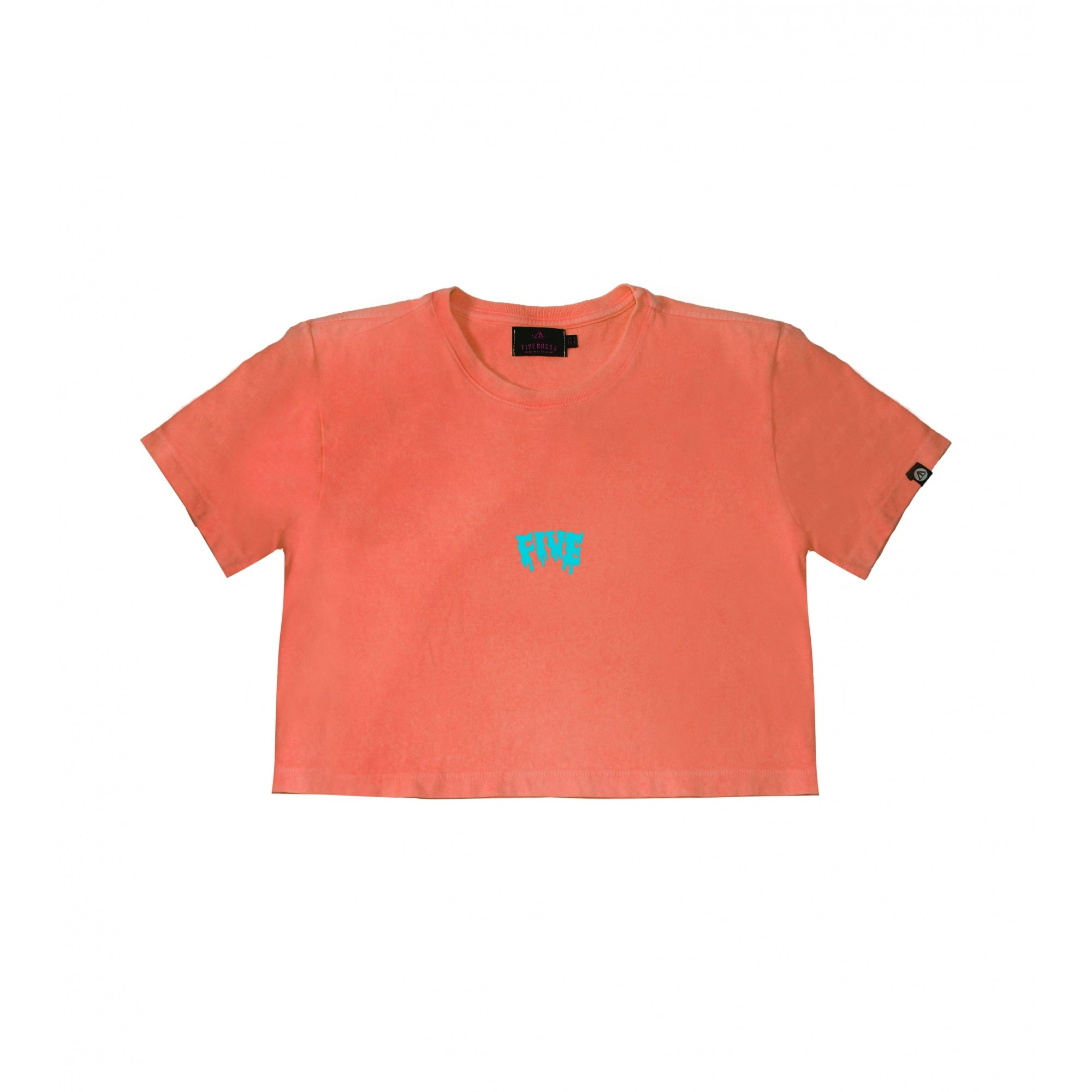 Cropped Melted Coral