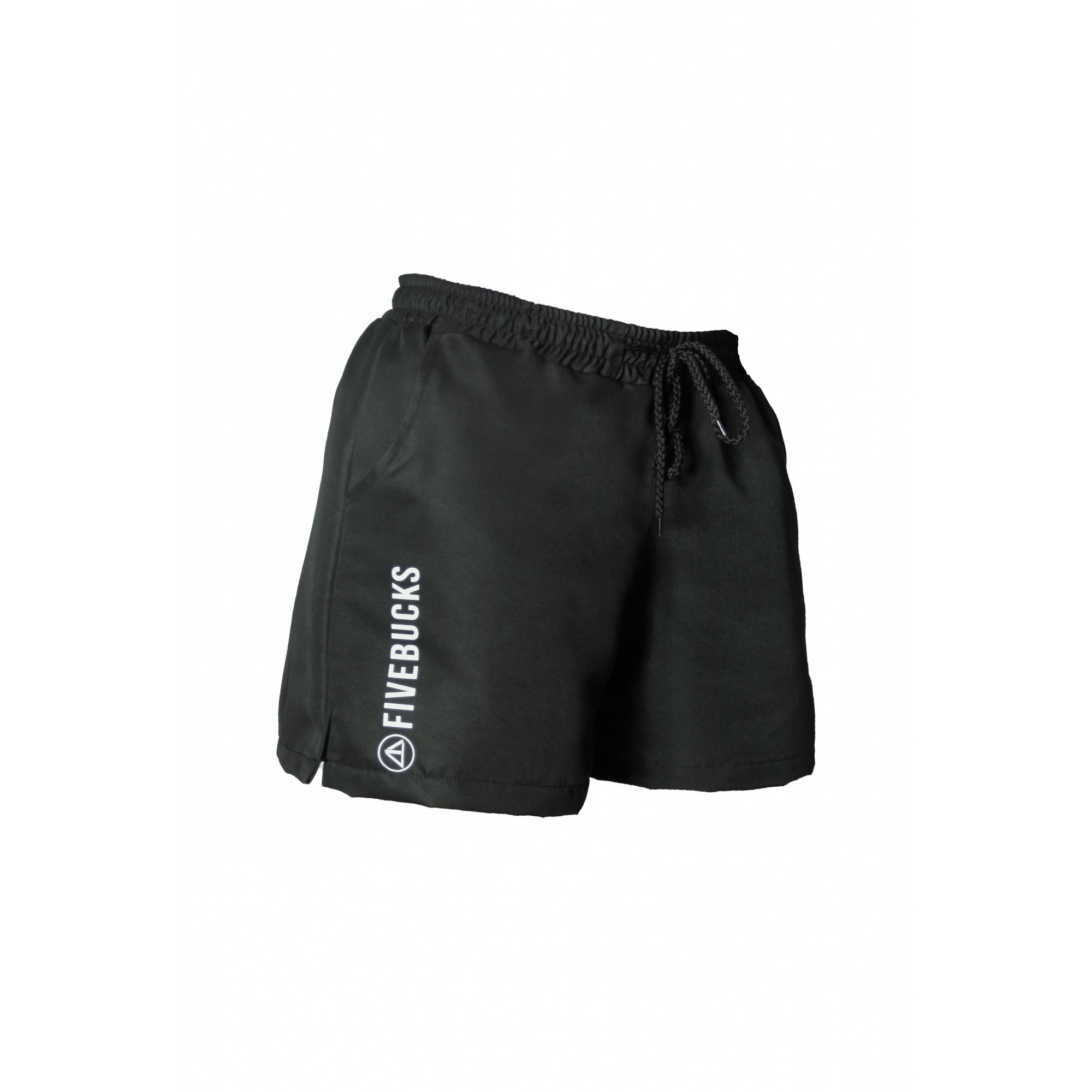 Shorts Feminino Classic Logo Preto