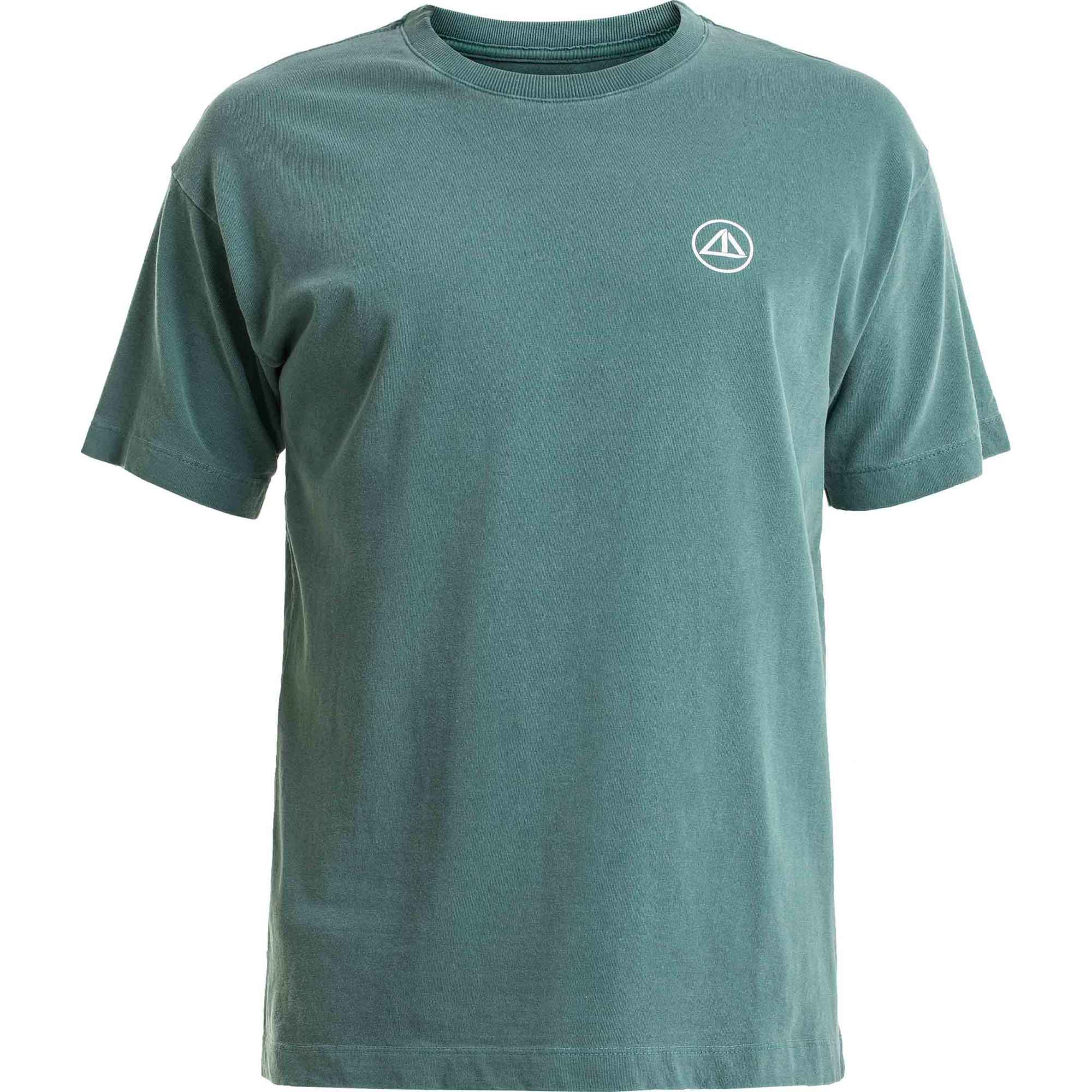Camiseta Five Colors Verde