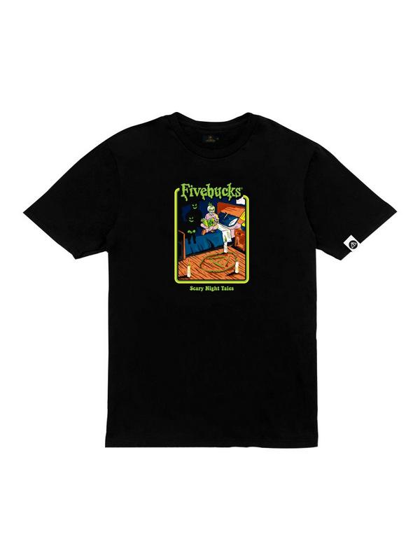 Tee Fivebucks Goosebumps (Brilha no escuro)