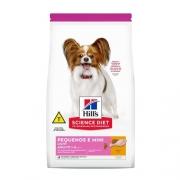 Alimento seco Hill's Science Diet Light para Cães Adultos Pequenos e Mini