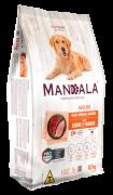 Alimento seco Mandala Premium Especial - Cães Adultos - Raças Médias e Grandes - Carne e Frango
