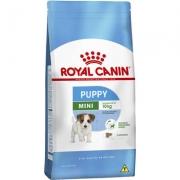 Alimento seco Royal Canin Mini Junior para Cães Filhotes de Raças Pequenas de 2 a 10 Meses de Idade