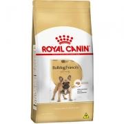 Alimento Seco Royal Canin para Cães Adultos da Raça Bulldog Francês