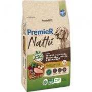 Alimento seco Seca PremieR Pet Nattú Mandioca para Cães Adultos