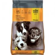 Alimento seco Three Dogs Original Frango, Carne e Arroz para Cães Filhotes Raças Médias e Grandes