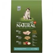 Alimento SecoGuabi Natural Frango e Arroz Integral para Gatos Adultos Castrados -Affinity
