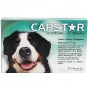 Antipulgas Capstar 57mg para Cães de 11 a 57kg -Elanco