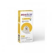 Antipulgas e Carrapatos MSD para Cães de 2 a 4,5 kg - Bravecto