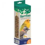 Barritas para Papagaios 200g -Zootekna
