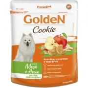 Biscoito Premier Pet Golden Cookie Maçã e Aveia para Cães Adultos Porte Pequeno - 350 g