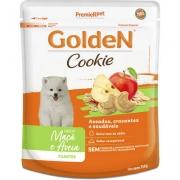 Biscoito Premier Pet Golden Cookie Maçã e Aveia para Cães Filhotes 350g