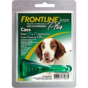 Frontline Plus para Cães de 10 a 20 Kg - Antipulgas e Carrapatos