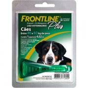 Frontline Plus para Cães de 40 a 60 Kg - Antipulgas e Carrapatos