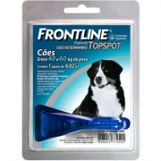 Frontline Top Spot para Cães de 40 a 60 Kg - Antipulgas e Carrapatos