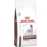Alimento seco Canine Veterinary Diet Gastro Intestinal High Fibre para Cães Adultos -Royal Canin
