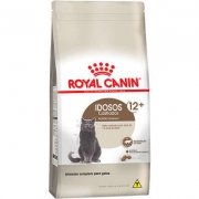 Alimento seco Feline Health Nutrition Sterilised para Gatos Adultos Castrados Acima de 12 Anos -Royal Canin