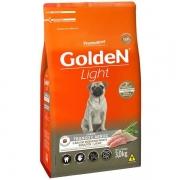Alimento Seco Golden Formula Cães Adultos Light Mini Bits Frango e Arroz -Premier pet