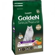 Alimento Seco Golden Seleção Natural Frango, Abóbora e Alecrim para Cães Adultos Raças Pequenas -Premier Pet