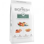 Alimento Seco Mix de Carne, Frutas, Legumes e Ervas Frescas Cães Castrados de Raças Grandes e Gigantes -Biofresh