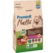 Alimento Seco Nattú Mandioca para Cães Adultos de Pequeno Porte -PremieR Pet