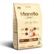 Alimento seco para Cães Adultos - Monello Select (Frango e Arroz) - Nutrire