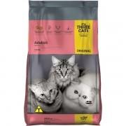 Alimento para Gatos Adultos Three Cats - Carne - Hercosul
