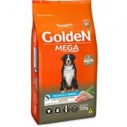 Ração Seca PremieR Pet Golden Mega Cães Adultos Raças Grandes Frango e Arroz 15kg