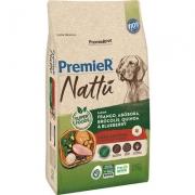 Ração Seca PremieR Pet Nattú Abóbora para Cães Adultos 12kg