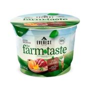 Ração Úmida Everest The Farm Taste para Cães Adultos Cubos de Carne ao Molho com Abóbora e Ervilha - 245g