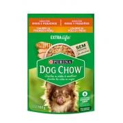 Alimento Úmido Purina Dog Chow Sachê Adultos Sabor Frango e Peru- 100g