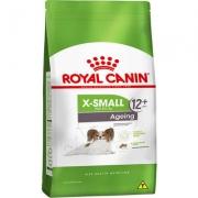 Alimento seco X-Small Ageing 12+ para Cães Adultos e Idosos acima de 12 anos -Royal Canin
