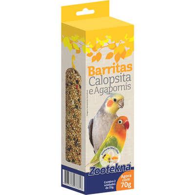 Alimento Barritas Calopsita 70 g  -Zootekna